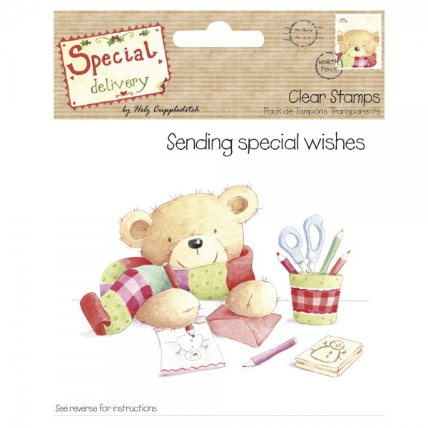 Sending special wishes