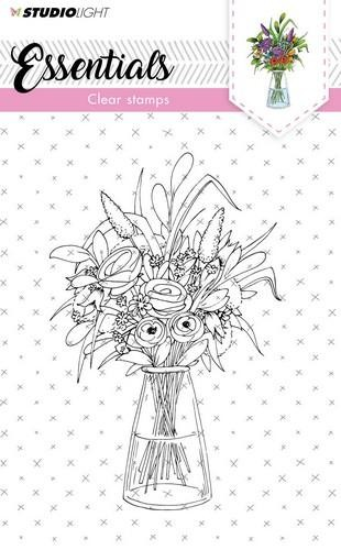 Clear Stamps Blumen in der Vase